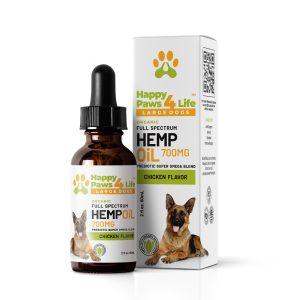Chicken Hemp Oil